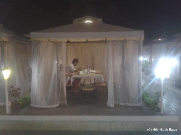 Gokul tent