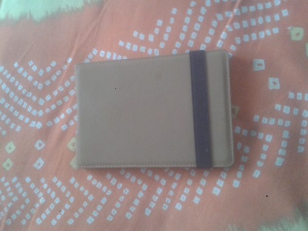 Kindle with cover closed